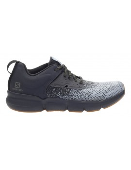 RUNNING SHOES SALOMON PREDICT SOC GREY AND BLUE FOR MEN'S