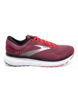 RUNNING SHOES BROOKS GLYCERIN 18 PURPLE FOR WOMEN'S