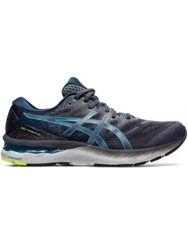 RUNNING SHOES ASICS GEL NIMBUS 23 GREY FOR MEN'S