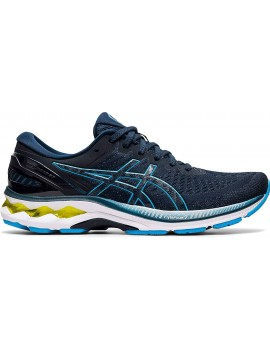 RUNNING SHOES ASICS GEL KAYANO 27 BLUE FOR MEN'S