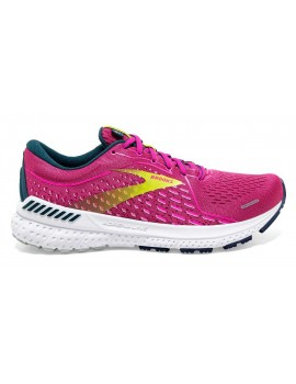 RUNNING SHOES BROOKS ADRENALINE GTS 21 PINK FOR WOMEN'S