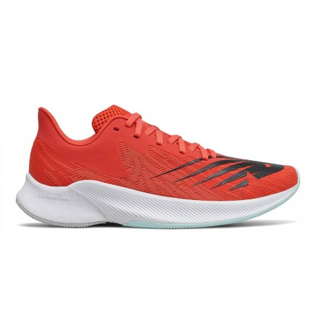 RUNNING SHOES NEW BALANCE FUELCELL PRISM ORANGE FOR MEN'S