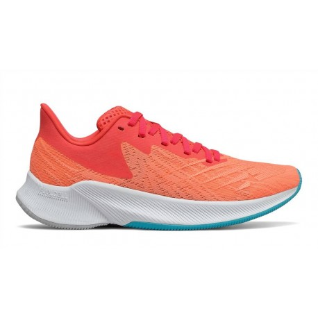RUNNING SHOES NEW BALANCE FUELCELL PRISM ORANGE FOR WOMEN'S