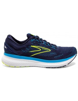 RUNNING SHOES BROOKS GLYCERIN 19 BLUE FOR MEN'S