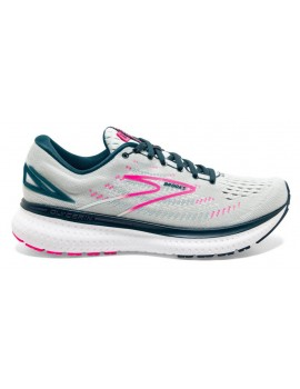 RUNNING SHOES BROOKS GLYCERIN 19 GREY FOR WOMEN'S