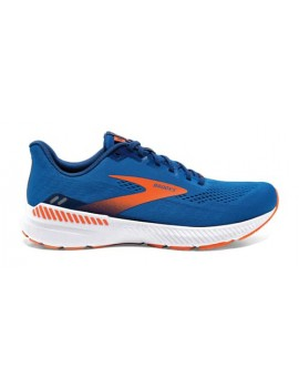 RUNNING SHOES BROOKS LAUNCH GTS 8 BLUE FOR MEN'S