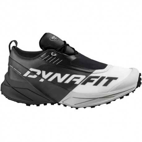 TRAIL RUNNING SHOES DYNAFIT ULTRA 100 BLACK AND WHITE FOR MEN'S