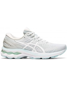 RUNNING SHOES ASICS GEL KAYANO 27 GREY FOR WOMEN'S