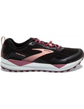 TRAIL RUNNING SHOES BROOKS CASCADIA 15 FOR WOMEN'S