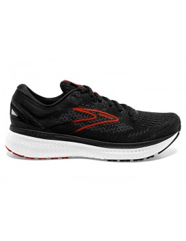 RUNNING SHOES BROOKS GLYCERIN 19 BLACK FOR MEN'S