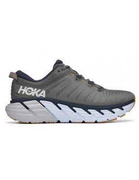 RUNNING SHOES HOKA ONE ONE GAVIOTA 3 GREY FOR MEN'S
