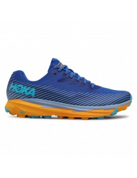 TRAIL RUNNING SHOES HOKA ONE ONE TORRENT 2 BLUE FOR MEN'S