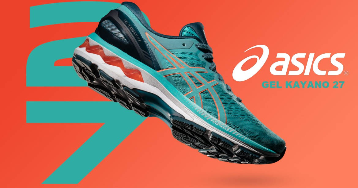 Running shoes Asics gel Kayano 27.
